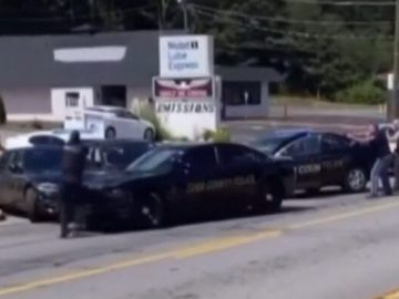Video Shows Georgia Police Officer Kills Motorist After a Brief Police Chase