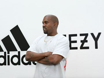 'The Being Formally Known as Kanye West' Files to Legally Change Name to 'Ye'