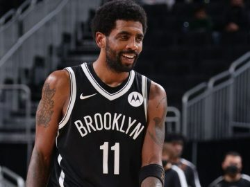Controversy Ensues After Kyrie Irving Tweets 'My Mask Is Off,' Clarifies It Had Nothing to Do With the Coronavirus