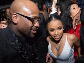 Floyd Mayweather's Daughter Yaya Faces 20 Years For Stabbing NBA YoungBoy's Baby Mama