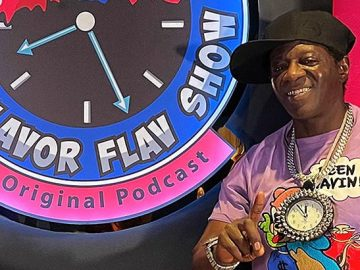 Public Enemy Number One? Flavor Flav Arrested in Nevada for Domestic Battery