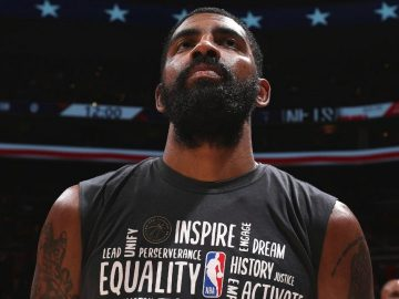 Kyrie Irving: 'I Chose to be Unvaccinated…I Would Ask You All to Just Respect that Choice'