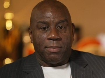Magic Johnson Speaks Out on NBA Players Not Getting Vaccinated: 'I Would Never Do That to My Teammates'