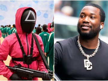 Meek Mill Compares Merits of 'Squid Game' to 'Hood' Poverty: 'It's The Exact Same Thing'