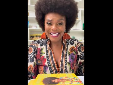 Tabitha Brown Gets Emotional As Her Book Tops New York Times Best Seller List